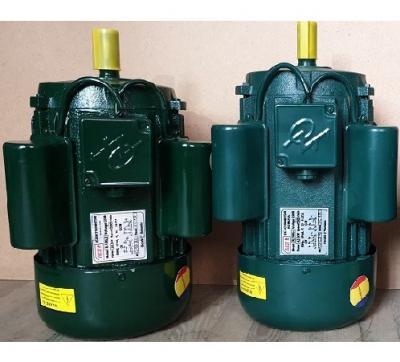 Однофазный электродвигатель из Румынии