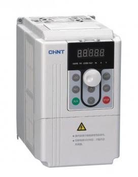 Преобразователь частоты CHINT NVF2G-2.2/TD2, 2.2кВт, 220В 1Ф , общий тип