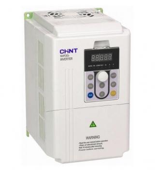 Преобразователь частоты 315 кВт, CHINT NVF2G-315/PS4, 380В для вентиляторов и насосов