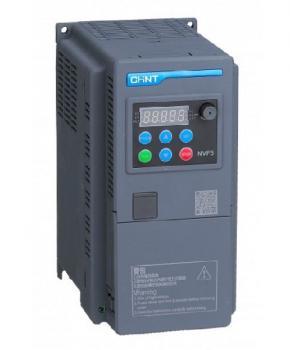 Преобразователь частоты  0.4 кВт, CHINT NVF5-0.4/TD2, 220В