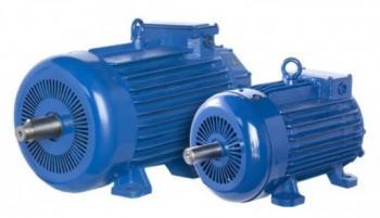 Крановый электродвигатель МТН 512-8  (MTF)