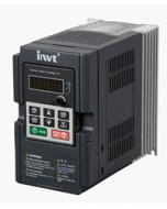 Преобразователь частоты INVT 0,2 кВт вх. 1ф/220В вых. 3ф/220В GD10-0R2G-S2-B для трехфазный электродвигателей