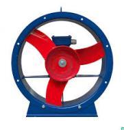 Вентилятор осевой ВОМ-12