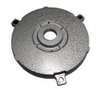 Щит гладкий подшипниковый передний, задний для электродвигателя АИР112