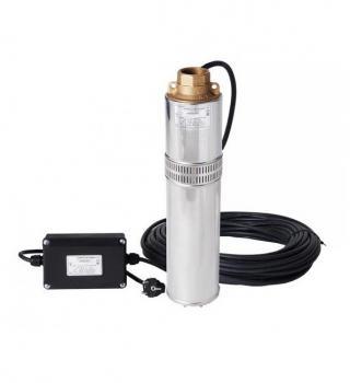 Насос глубинный винтовой Водолей НВП 0,32-32 У (550 Вт, кабель 32 м, max напор 45 м, d 95 мм)