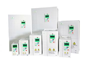Преобразователь частоты Control Techniques NE300-4T0750G/0900Р 75/90 кВт для сети 380В