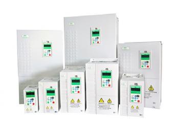 Преобразователь частоты Control Techniques NE300-4T0900G/1100Р 90/110 кВт для сети 380В